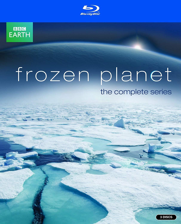 BBC Frozen Planet Blu Ray Box Set now reduced to £4.75 (+£2.99 postage non Prime) @ Amazon