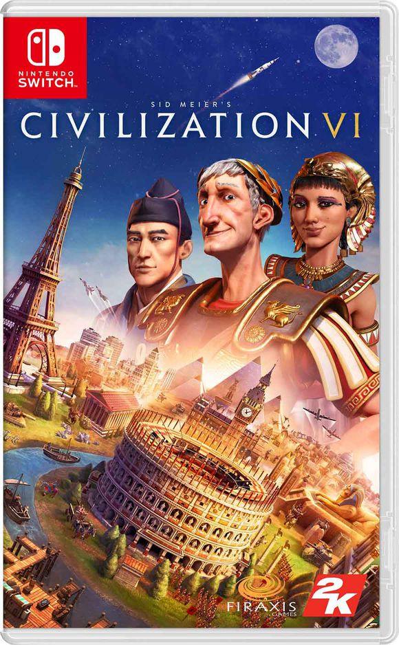 Sid Meier's Civilization VI (Nintendo Switch) £34.95 PREORDER @ Coolshop