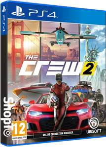The Crew 2 £18.85 / Far Cry 3: Classic £13.85 (PS4/XO) Delivered @ Shopto / Shopto eBay