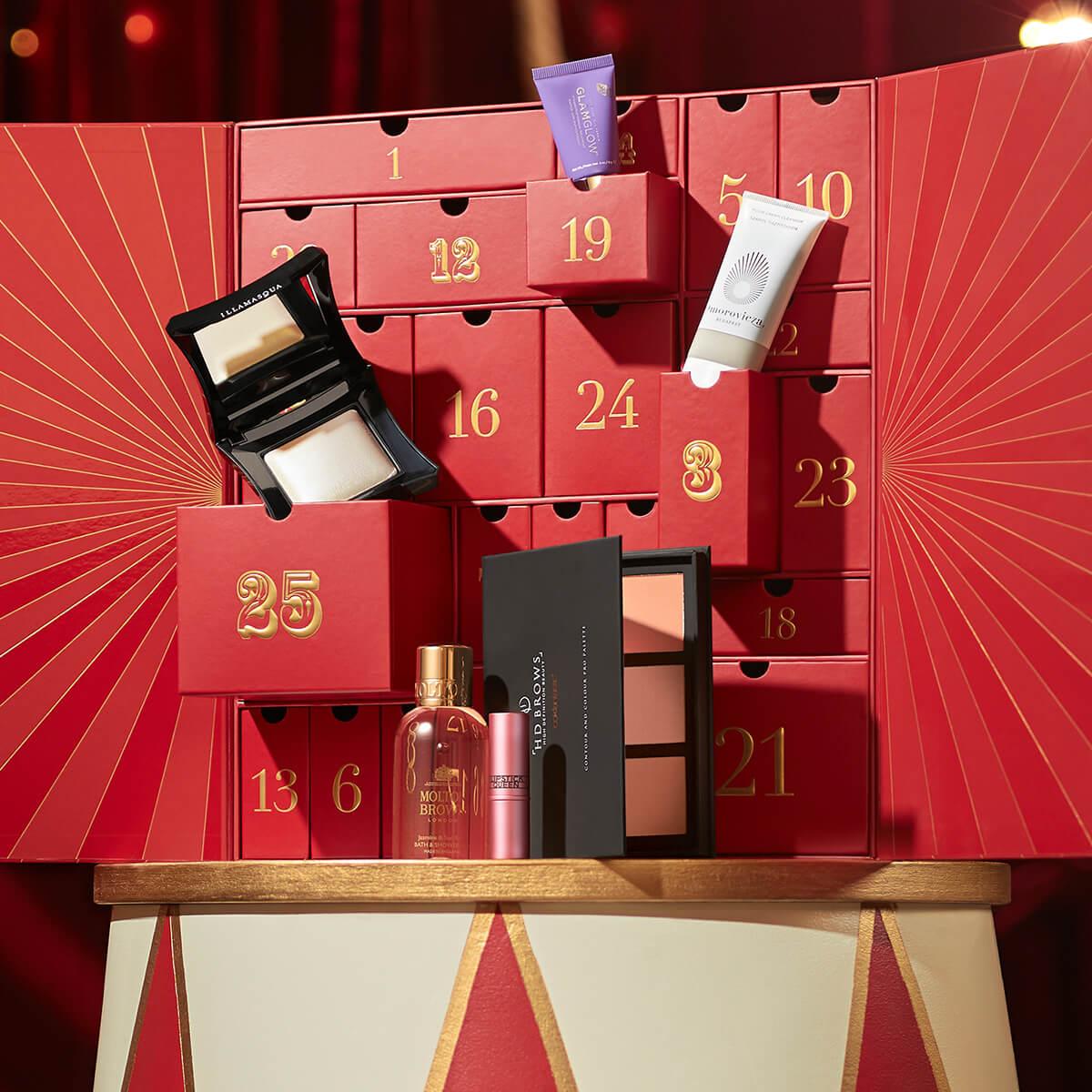 20% Off Look Fantastic Beauty Advent Calendar - £63.20 (with code) @ Look Fantastic
