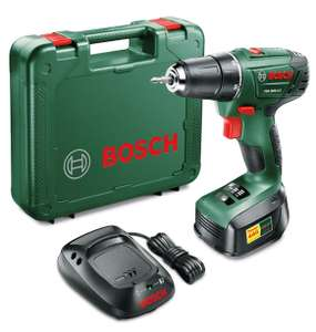 Bosch PSR 1800 18V Cordless Drill for £53.99 Free C&C / £59.99 Delivered W/C (In the OP) @ RobertDyas