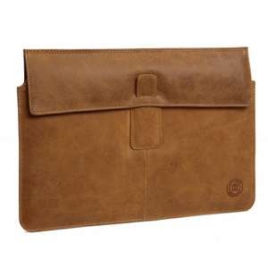 4x Leather Dbramante MacBook Pro 13 Inch Envelope Tan 4 for £9.96 @ Vodafonestore ebay