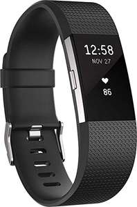 Fitbit Charge 2 Heart Rate and Fitness Wristband  - £74.99 @ Amazon