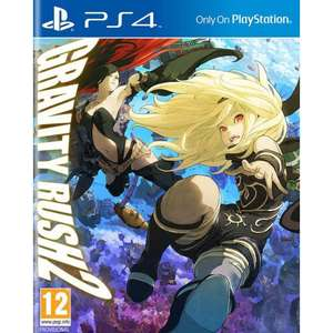 (PS4) Gravity Rush 2 £9.95 delivered @ TGC