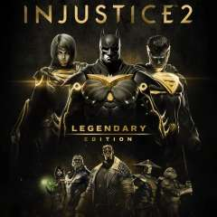 Injustice™ 2 - Legendary Edition PSN Store £21.99