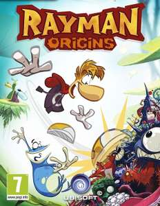 Amazon PC Code Uplay - Rayman Origins £2.92 + Rayman Raving Rabbids £1.46