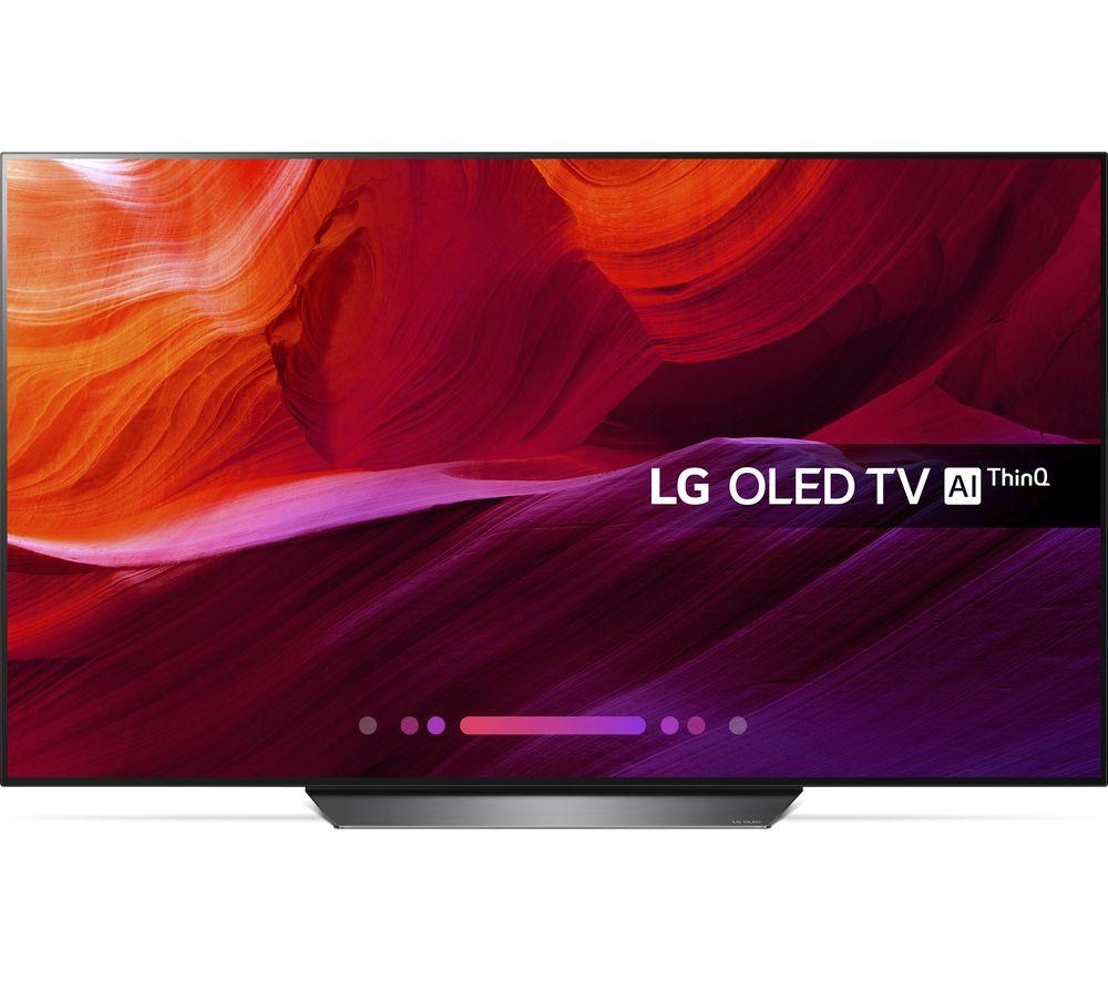 """LG OLED55B8PLA 55"""" Smart 4K Ultra HD HDR OLED TV £1299 Currys"""