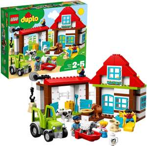 LEGO'Duplo Farm Adventures' Set - 10869 £32.99 @ Amazon