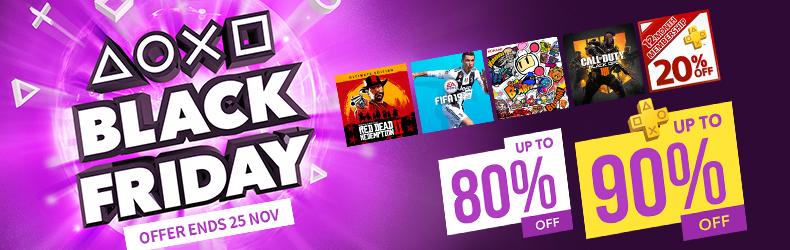 Black Friday Sale at PSN Store Indonesia - God of War £16.49 Detroit £19.79 HZD £9 FarCry 5 £19.60 Crash Bandicoot N.Sane Trilogy £9.11
