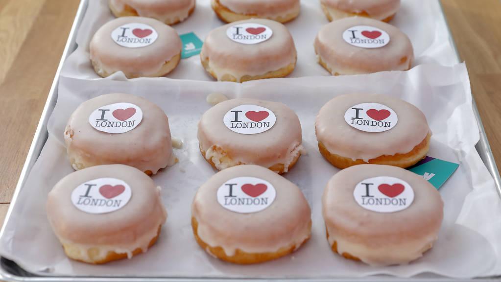 Free Doughnut Time treats in Zone 1 (London)