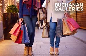 Buchanan Galleries £30 Black Friday gift card for £19 at itison