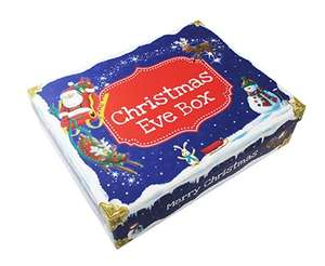 Christmas eve box down to only £6 @ The works - Free c&c