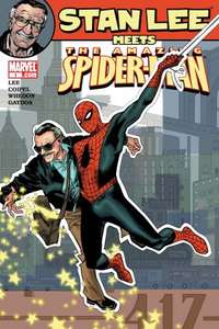 Read these Landmark Stan Lee Comics for Free @ Marvel (Eleven in total)