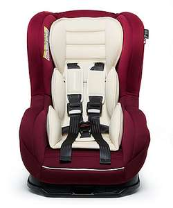 Mothercare madrid combination rear and forward-facing car seat birth to 18kgs (approximately 4 years) £40 Free C+C at Mothercare