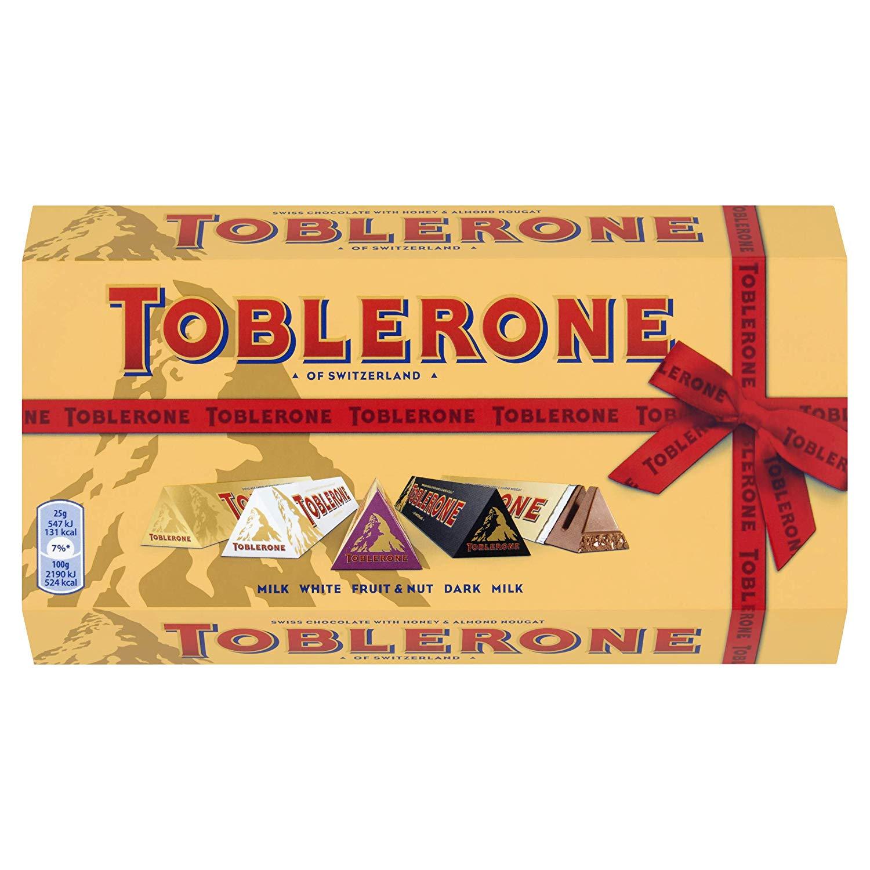 Toblerone Bundle Large Bars, 500 g £5.00 @ Amazon (Add on Item)