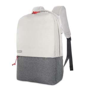 Guaiboshi Laptop Backpack with USB Charging Port and Woolen Laptop Sleeve  - Voucher stacking - Amazon £9.84