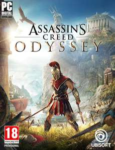 Assassin's Creed Odyssey PC code (Uplay) £25.99 @ Amazon