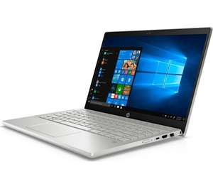 "HP Pavilion 14"" Intel® Core™ i5 Laptop - 128 GB SSD, Silver £499 @ Currys"