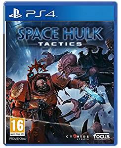 SPACE HULK TACTICS - PS4 / XB1 - £18.99 / £21.98 (non Prime) amazon.co.uk