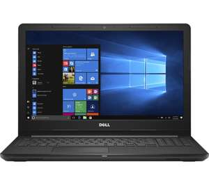 "DELL Inspiron 15 3000 15.6"" Intel® Core™ i5 Laptop - 256 GB SSD £449  @ currys"