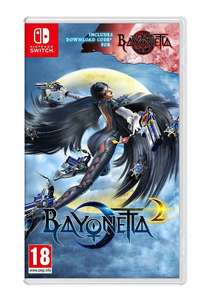 Bayonetta 2 + Bayonetta 1 Download Card (Switch) £32.85 Delivered @ SimplyGames