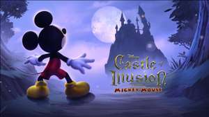 Disney's Castle of Illusion Starring Mickey Mouse  reduced to £2.99 iTunes