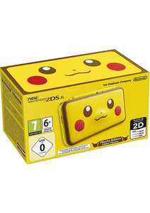 2DS XL Yellow Pikachu Edition Console £99.85 at Simplygames
