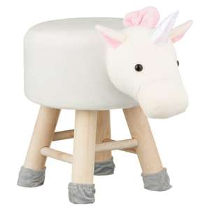 Unicorn Footstool Was £15 NOW Reduced to £10 (Price at Amazon £33.98 ) @ B&M