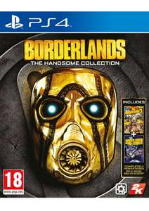 Borderlands: the Handsome Collection (PS4) £9.85 Simply Games