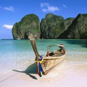 Manchester to Phuket Thailand Direct Return Flights £299 pp - November / December @ Tui