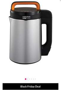 Morphy Richards soup maker £34.99 reduced from £99.99 at Very