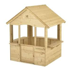 TP Pavilion Wooden Playhouse- FSC was £149.99 now £99.99 Del @ TP Toys (more Black Friday Offers in OP)
