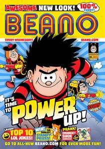 Current Beano Comic Subscription Offers @ Official Beano Shop - Digital eComic subscriptions also available
