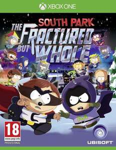 South Park: The Fractured But Whole Xbox One £10.50 delivered @ Coolshop