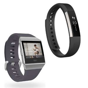 FITBIT Alta £59.99 Black or Plum /  FITBIT Ionic - choice of colours £199 (was £249.99) + 3 months Premium Deezer @ Currys