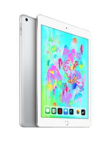 iPad (2018), 32Gb, Wi-Fi, 9.7in with Optional Apple Pencil - Silver £269 (on 12 months BNPL and get your credit back on this item) @ Very