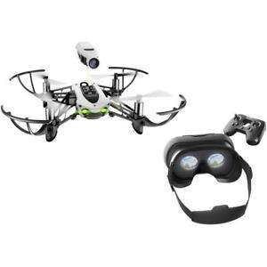 PARROT Mambo Mission Drone with Flypad Controller & FPV Goggles Bundle £99.99 @ Currys