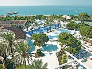 ESCAPE JANUARY...THOMAS COOK HOLIDAY TO TURKEY,  7 Nights 4.5* ALL INCLUSIVE Family of 4, BEACHSIDE FROM MANCHESTER £722 @ Thomas Cook