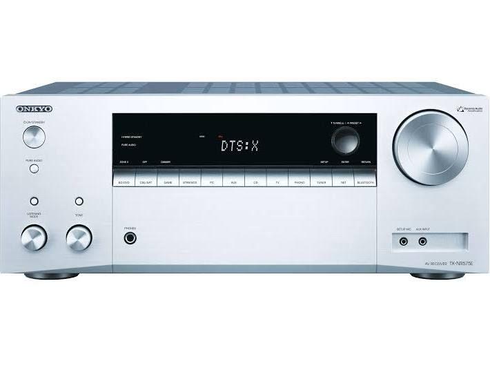 Onkyo TX-NR575E 7.2 Channel Network A/V Receiver £299 @ Home AV Direct