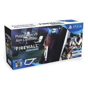Firewall Zero Hour and Aim Controller Bundle £47.95 at TheGameCollection