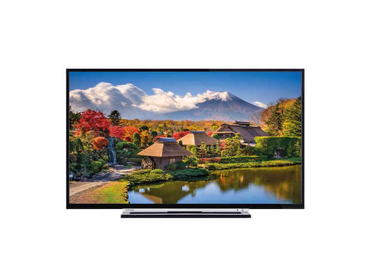 "Toshiba 43L3753DB 43"" Full HD Smart LED TV £199 @ Lidl"