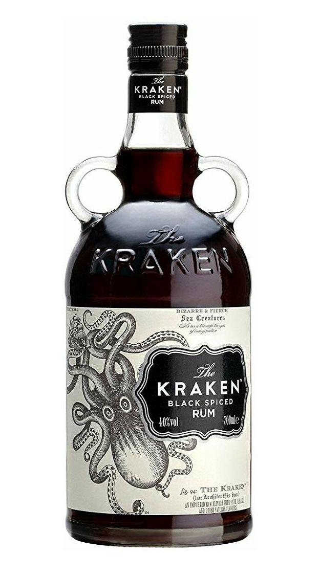 Kraken Black Spiced Rum, 70 cl @ Amazon - £17.49 Prime / £21.98 non-Prime