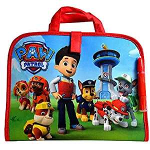 Tomy AquaDoodle Paw Patrol Doodle Travel Bag Mess Free Drawing Fun was £16.99 now £9.29 @  APF Trading Fulfilled by Amazon
