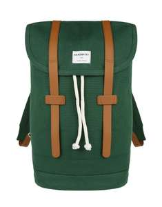 Sandqvist Stig Backpack - Forest Green £54.48 @ Country Attire