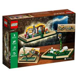 "LEGO Ideas Pop-Up Book - £59.99 (incl. Free Delivery) (FREE ""Holiday Train"" If Bought In-store) @ LEGO Shop"