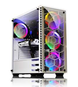 AWD Observatory AMD Ryzen 2700X 4.35GHz GTX 1080 8GB DDR5X Gaming PC £999.50 @ AWD IT
