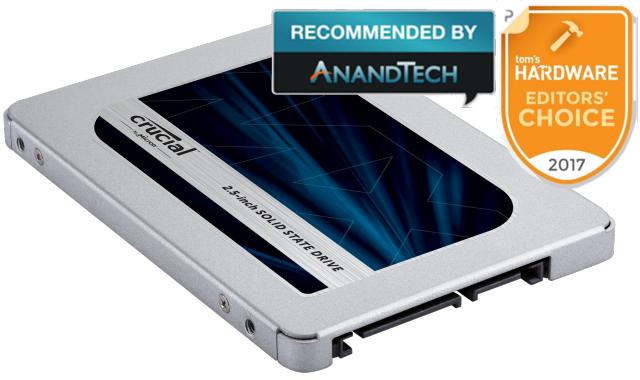 Crucial MX500 1TB £129.59