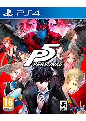 (PS4) Persona 5 - £20.85 delivered @ BASE