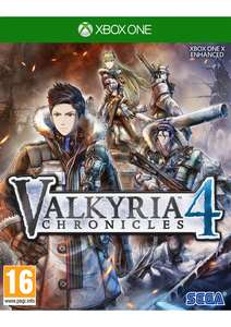 Valkyria Chronicles 4 Launch Edition (Xbox One) - £19.85 @ Simply Games
