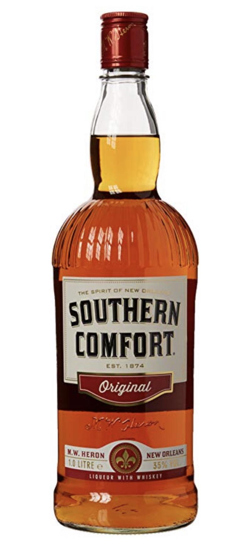 Southern Comfort Original, 1Ltr  £18 @ Amazon & Morrison's